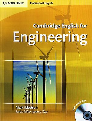 Cambridge Professional ENGLISH FOR ENGINEERING Student's Book w Audio CD's @NEW@