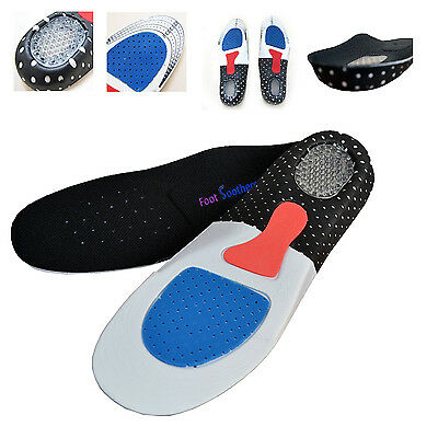 Orthotic Insoles Flexflow Arch Support Insoles Shoe Inserts Pads FootSoothers™