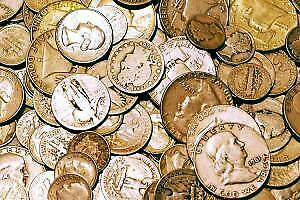 90% Silver Pre-1965 US Coins Sold By the Half Ounce