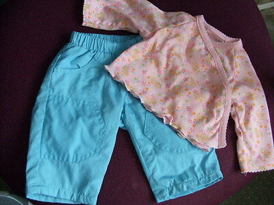 """New 4 piece out fit for a 16"""" to 18"""" reborn baby or early baby"""