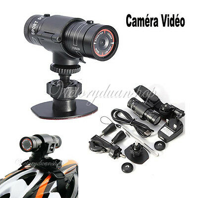 Mini HD 1080P Bike Motorcycle Helmet Sports Camcorder Action Camera Video DVR DV