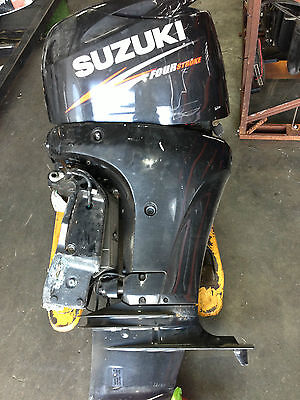 90hp Suzuki gear box
