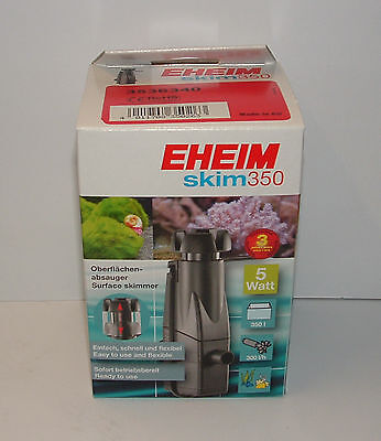 EHEIM SKIM 350. Compact Surface Skimmer. Only 5 watts. Aquarium. 3536340