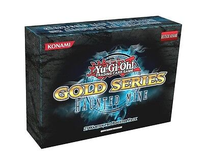 Yu-Gi-Oh! Gold Series 5 - Haunted Mine Neu & OVP