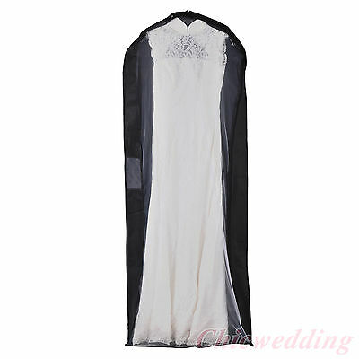 Wediding Travel Garment Bags Wedding/Evening Ball Gown Dress Suit Cloth Cover