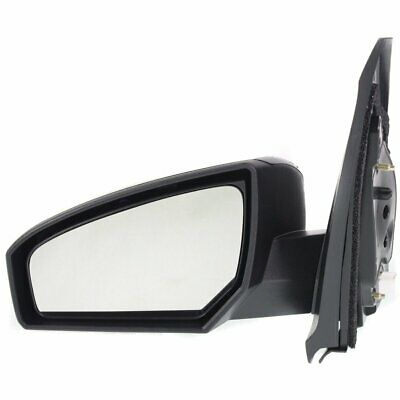 Mirror New Left Hand Driver Side LH NI1320167 96302ET01E for Nissan Sentra 07-12