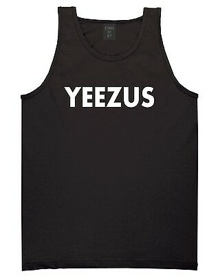 10cebc1db280eb Kings Of Ny Yeezus Tank Top T Shirt Tour Kanye Yeezy Concert West  Collection 23