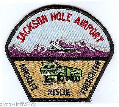 """EMBROIDERED  NEW FIRE PATCH 4.5 X 5/"""" size WILLOW ALASKA FIRE AND RESCUE"""