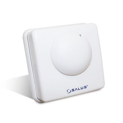 Salus RT100 Mechanical Room Thermostat Control for Central Heating
