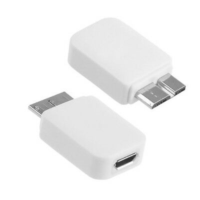 Adapter For Samsung Galaxy S5 Note 3 Micro USB 5 pin Female to USB 3.0 Charger