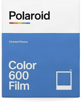 Impossible/Polaroid PRD4514 4670 Color Instant Glossy Film for 600 Camera