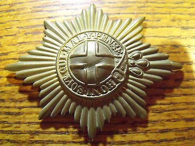 Original Ww1 British Army Coldstream Guards Pouch Badge Insignia Free Shipping