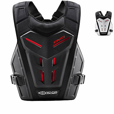 Evs 2013 Revo 4 Adult Under Body Armour Chest Protector Motocross Roost Guard