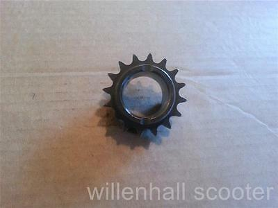 Lambretta Front Drive Sprocket 15 Tooth New