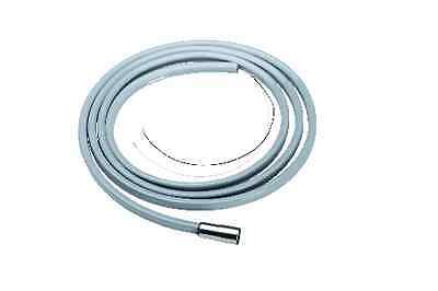 ISO-C 6-pin Power Optic Dental Handpiece Tubing 5' Gray DCI 8797 Made In The USA