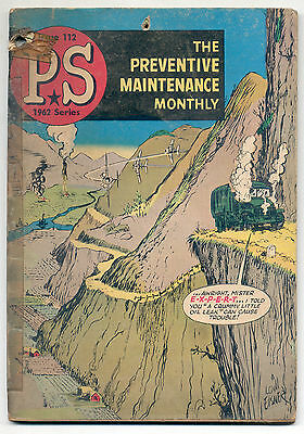 1962 Series PS The Preventive Maintenance Monthly Magazine  Issue 112