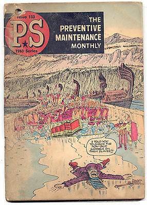 1963 Series PS The Preventive Maintenance Monthly Magazine  Issue 133