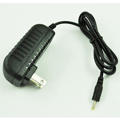 """2.5mm High Quality Home AC Wall Travel Charger for KOCASO M9100 M9200 9"""" Tablet"""