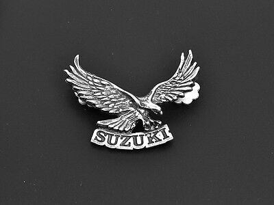 Suzuki Volusia, Intruder, Marauder,Boulevard Eagle Motorcycle Metal Badge Pin