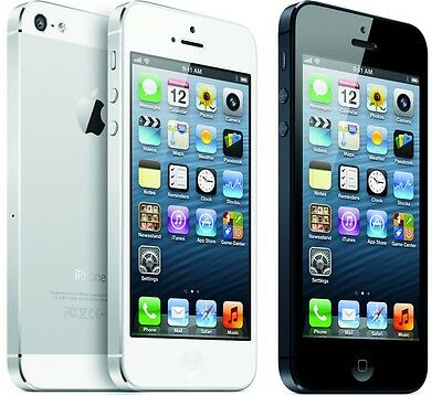 APPLE IPHONE 5 16GB BIANCO + ACCESSORI E GARANZIA.