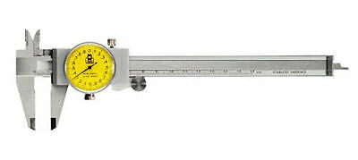 Moore and Wright 0-150mm dial caliper MW142-15 direct from Myford ltd