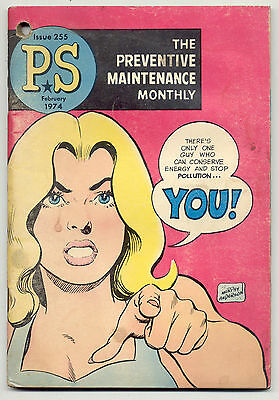2/1974 PS The Preventive Maintenance Monthly Magazine