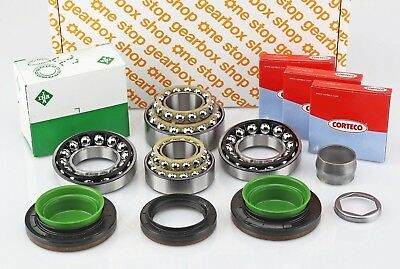 BMW 1 Series Type 168 Diff Differential Bearings and Seals Kit Set Genuine OEM