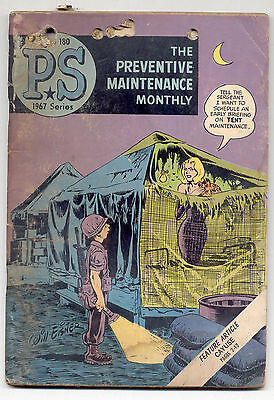 1967 Series PS The Preventive Maintenance Monthly Magazine Issue 180