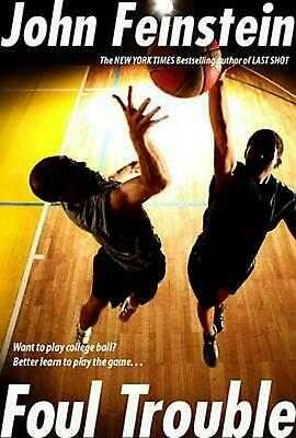 Foul Trouble by John Feinstein (English) Hardcover Book Free Shipping!