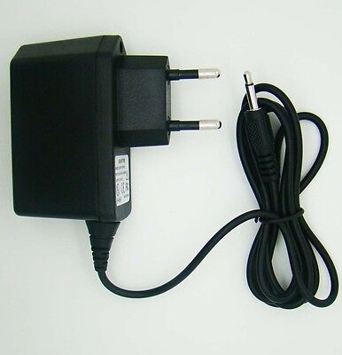 EU Plug FOR ATARI 2600 Power Supply 9V Adaptor Plug Pack for Console Charger
