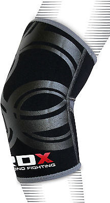 Authentic RDX Neoprene Elbow Brace Arm Support Pad Guard Strap Protective MMA A