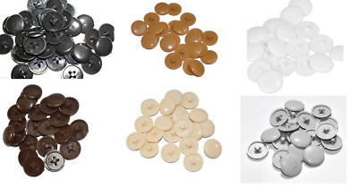 SCREW COVER CAPS POZI HEAD CLIP ON CAP POZI HEAD  - Various Colours & Pack Sizes