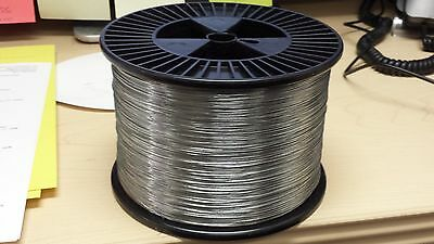 10lb Spool of 24 Gauge Round Stitching Wire
