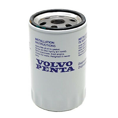 Volvo Penta New OEM 4.3L GL V6 Oil Filter 841750