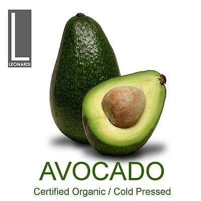 AVOCADO OIL 100% PURE NATURAL ORGANIC BASE CARRIER OIL 500ml