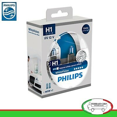 Lampade Philips H1 White Vision 4300k Opel Insignia Sports Tourer