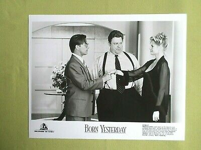 PUBLICITY PHOTOGRAPH -DON JOHNSON - MELANIE GRIFFITH  -8x10 - BORN YESTERDAY