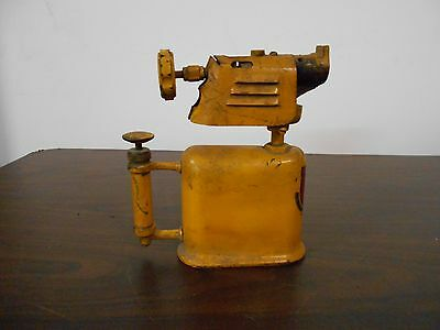 Vintage Turner Torch - The Turner Brass Works Since 1871 Sycamo, Illinois