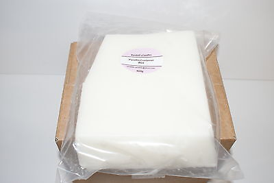 800g Top Quality Paraffin Container Wax. Candle Making. Our best value wax