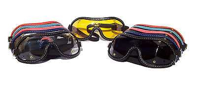 NEW - KIDS Childrens Size Jockey Horse Riding Junior Sports Safety Goggles