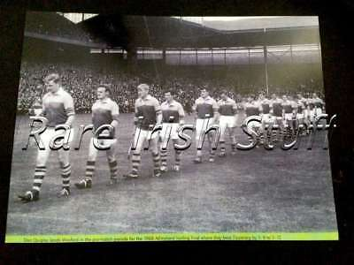 All Ireland Hurling Final Wexford V Tipperary 1968 Pre-Match Parade GAA Print
