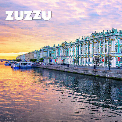 St. Petersburg 5 Days of Russia Luxury Holiday 3* Grand Hotel Nevsky / Voucher