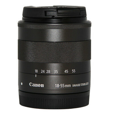Canon EF-M 18-55mm F/3.5-5.6 STM IS Lens for EOS-M Cameras