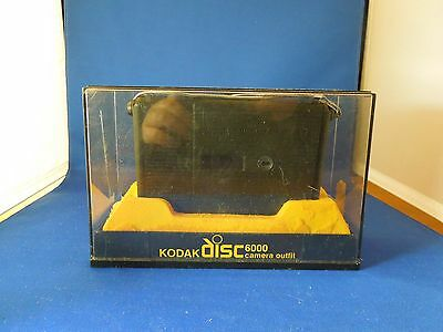 Vintage 1980s Kodak DISC 6000 Camera Outfit AD6R in Original Box