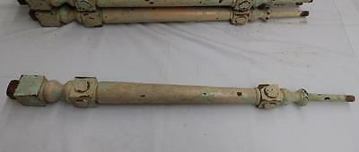 One Vintage Shabby Victorian Stair Spindles Chic Turned Table legs 3072-14