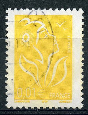 Stamp / Timbre France Oblitere N° 3731 Typa Marianne De Lamouche