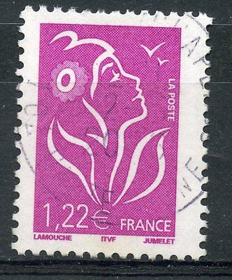 Stamp / Timbre France Oblitere N° 3758 Type Marianne De Lamouche