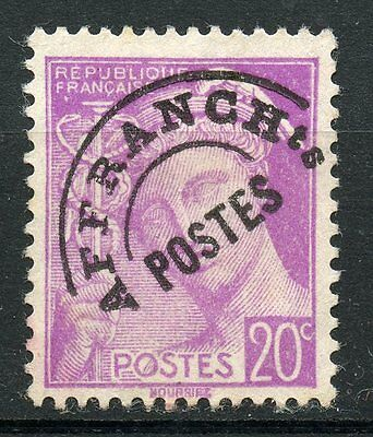 Stamp /  Timbre France Preoblitere N° 78 Neuf Sans Gomme Type Paix