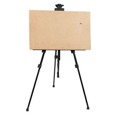 Artist Aluminium Alloy Folding Painting Easel Adjustable Tripod With Carry Bag