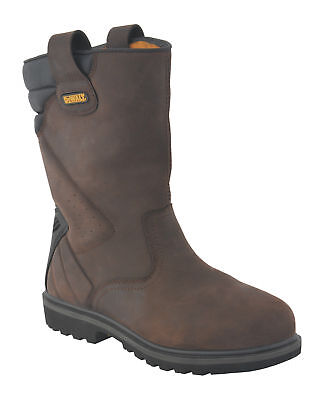 Dewalt Classic Rigger Work Boots. Steel Toe & Midsole. Sizes 6-13 - Rigger